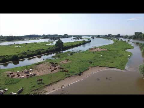 De IJssel... de parel die door Zutphen stroomt. Yke Ruessink Fotografie.