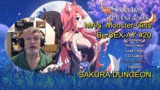 SAKURA DUNGEON - MAN, Monster-Girls Be SEX-AY #20