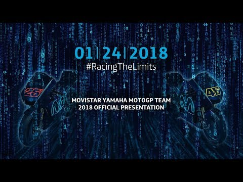 2018 Movistar Yamaha MotoGP Team Presentation
