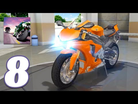 Traffic Rider levels 31-34 - Gameplay Android & iOS game - motorcycle games