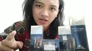Jualan titan gel gold asli rusia di jakarta barat - Harga promo beli 2 gratis 1 order wa 08211000020