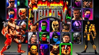 Baixar Mortal Kombat Trilogy Review - Best Of The Classics