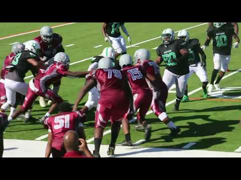 Community Christian College of Virginia Season Hi-Lites pt. ii