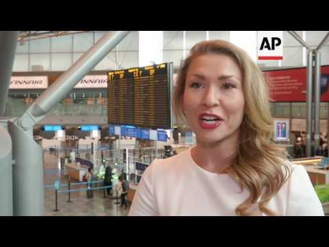 Helsinki Airport trials facial recognition tech