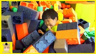 Indoor Fun Playground for Kids and Family Super Slide Rainbow Colors Drive Play | MariAndKids Toys.