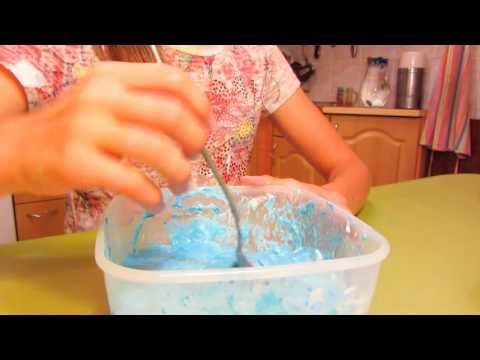 Вопрос: Как сделать бусинки из муки и воды?