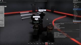 Roblox SCP AREA-47 Trying To Recontain SCP-096