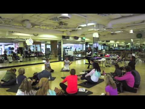 La Jolla Sports Club Team Training - San Diego Women's Fitness