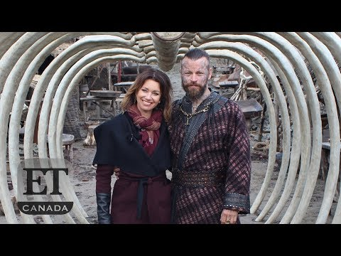 Peter Franzen Tours Us Around King Harald's Kingdom | VIKINGS