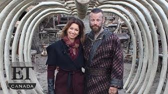 Peter Franzen Tours Us Around King Harald's Kingdom | VIKINGS