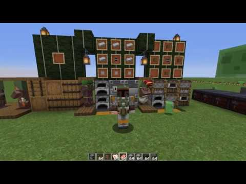 Minecraft 1 14 Snapshot 18w50a Barrel Blast Furnace Smoker