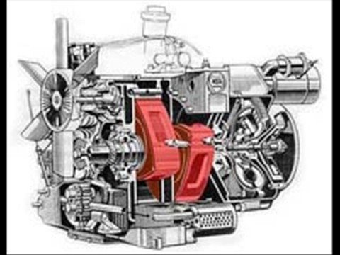 Wankel engine and Quasiturbine