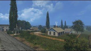 "Farming Simulator 15.""Deep Village Map(Глубинка)"".61-я серия.Стрим-кооп."