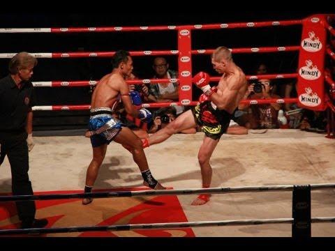 Kulebin Andrei (Belarus, Kick Fighter) Vs Saenchai (Thailand)