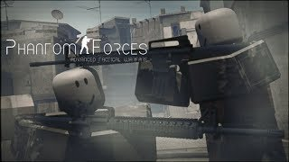 Back to Origins (Phantom Forces: Roblox) #CHEGAAE s2