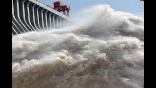 【禁聞】三峽大壩水位超高 洩洪減壓自保 宜昌武漢等下游城市被大水淹慘 中共首度承認