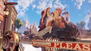 BioShock Infinite Gameplay ITA Parte 1 (PC) - Il Faro Ke Scurreggia