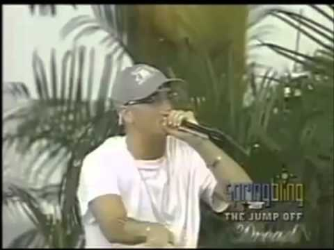 Eminem Live  BET's Spring Bling 2001 The Way I Am, Under The Influence & Purple Pills