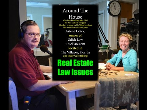 INTERVIEW Udick Law Firm (Real Estate Law)