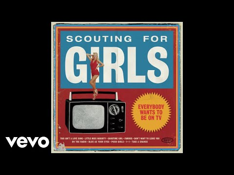 Scouting For Girls - Blue as Your Eyes (Audio)
