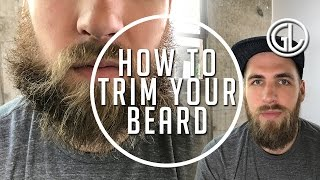 How to Grow Your Beard and Keep it Looking Fresh || Gent's Lounge