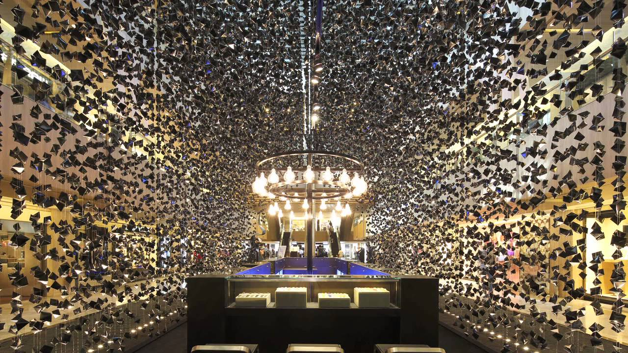 Singapore luxury watch pop-up store