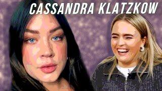 Cassandra Klatzkow lagar sin paradrätt!