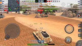 World of Tanks Blitz Sturer Emil 3kills Master (1)