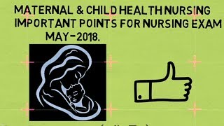 Aiims and NCLEX-RN maternal and Child Health Nursing by NURSES EXAM