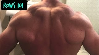 The ULTIMATE Bent Over Row Guide: Build A BIGGER + STRONGER Back (Ft. Brian Alsruhe)