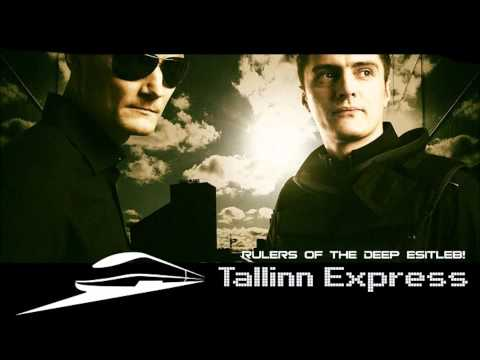 Rulers Of The Deep - Tallinn Express live @ Raadio 2 (R2) in 13.01.2007