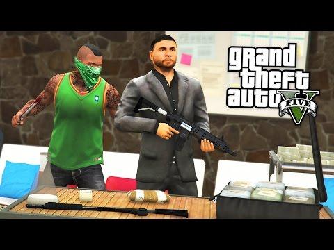 GTA 5 Real Life Thug Mod #33 - HITMAN!! (GTA 5 Mods)