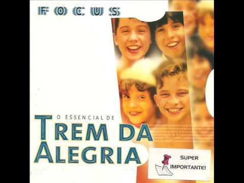 TREM DA ALEGRIA / 19  XA, XE, XI, XO, XUXA (19 / 20)