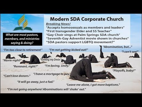 SDA 9/11 SPIRITUAL FORMATION. TRUMP EVANGELICALS MORAL OUTCRY.CATHOLICS CALL LUTHER, CALVIN HERETICS