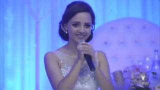 Gambar cover Bride sings ''Everytime We Touch'' on her Wedding