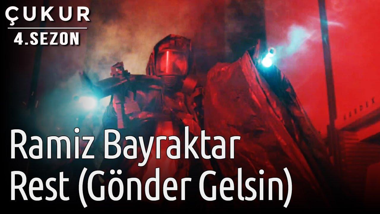 Çukur 4. Sezon 15. Bölüm - Ramiz Bayraktar - Rest (Gönder Gelsin)