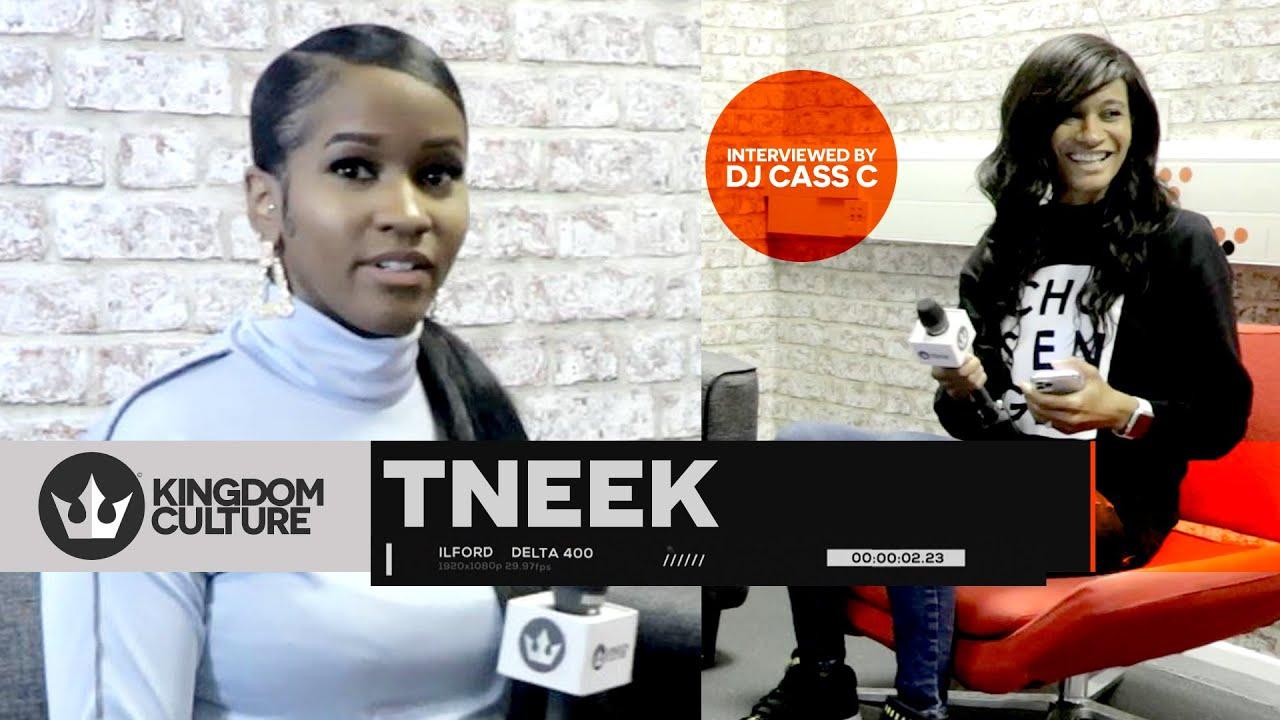 TNEEK TALKS WITH DJ CASS C ABOUT MUSIC, FAITH & LIFE