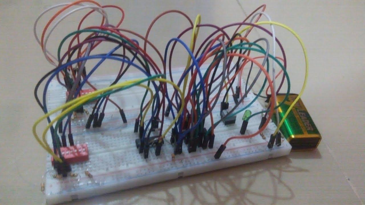 Elec2141 Digital Circuit Design Lecture 10 Youtube