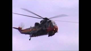 Westland Sea King Search and Rescue demo