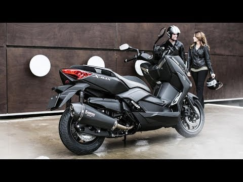 2019 yamaha x max scooter first look acceleration review. Black Bedroom Furniture Sets. Home Design Ideas