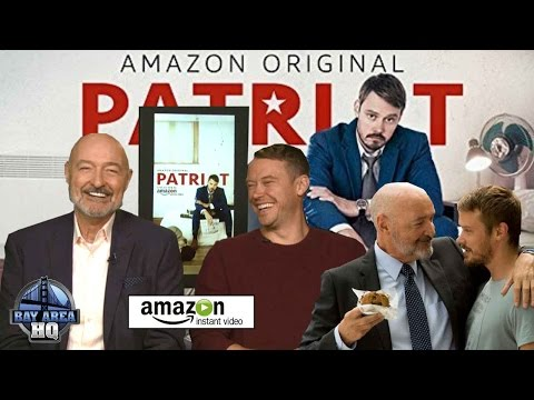 TERRY O'QUINN KEEPS A THROWING KNIFE BEDSIDE? THE PATRIOT FULL EPISODE MICHAEL DORMAN INTERVIEW