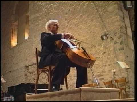 Paul Tortelier plays Bach: Prelude from Suite No. 1 in G major (vaimusic.com)