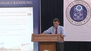 Studium Generale Mr.Patrick Herman (Ambassador of Belgium)