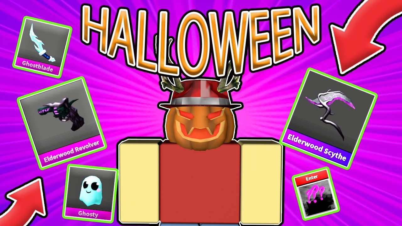 Ronaldomg Roblox Murderer Mystery 2 With Karina New Godly Halloween Gun In Murder Mystery 2 Everything You Need To Know Roblox Youtube