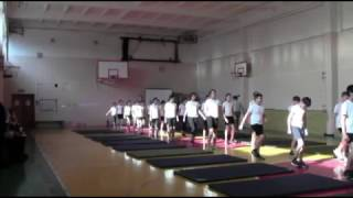Открытый урок по физической культуре 15 02 2017