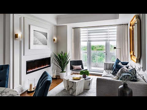 A Luxurious Condo With All The Comforts Of A House