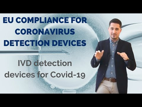 EU Compliance: IVD Detection Devices for Covid-19