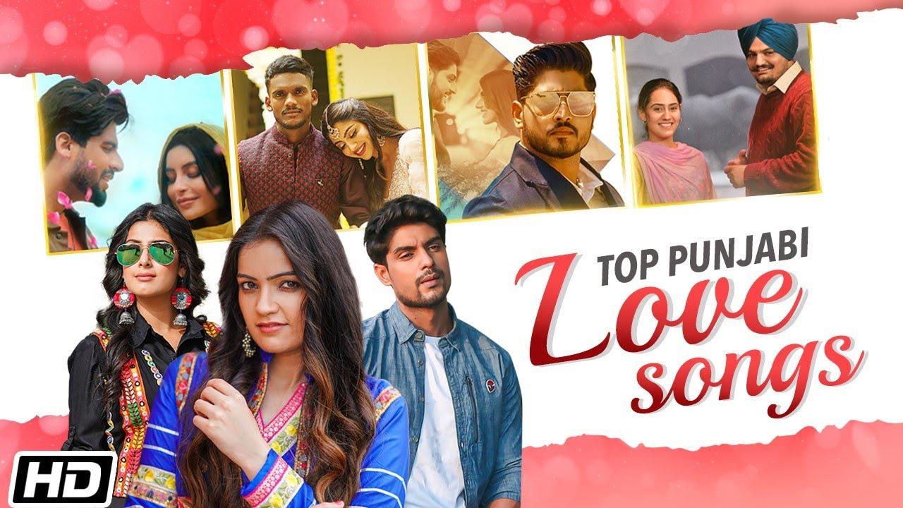Top Punjabi Love Songs  Jukebox  Kaka  Sidhu Moose Wala Gurnam Bhullar  Singga  Latest Punjabi Songs