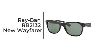 Ray-Ban RB2132 New Wayfarer Polarized Sunglasses Short Review