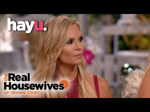 The Real Housewives of Orange County   Tamra And Kelly Fight At The Reunion